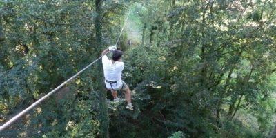 parc oasis aventura accrobranche