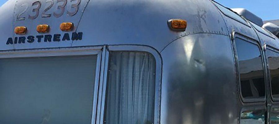caravane américaine airstream camping drôme vintage