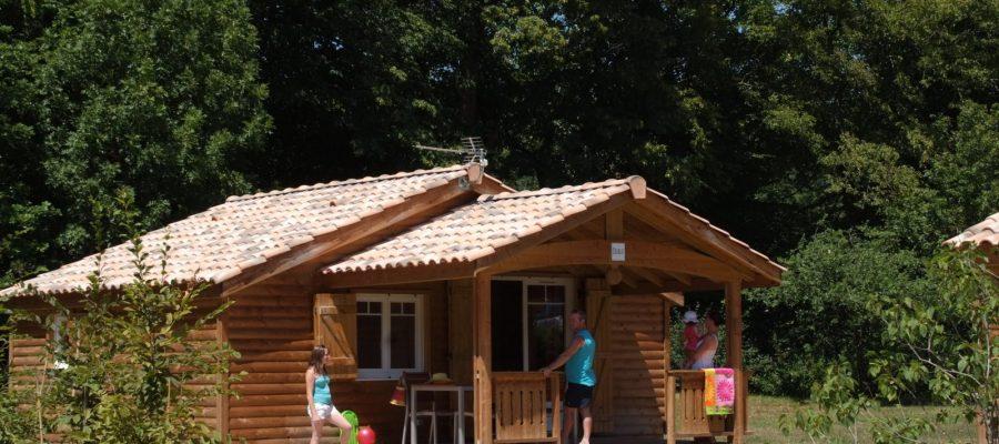 châlet camping le château france (2)
