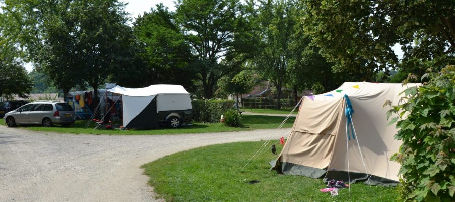 emplacement camping-hauterives
