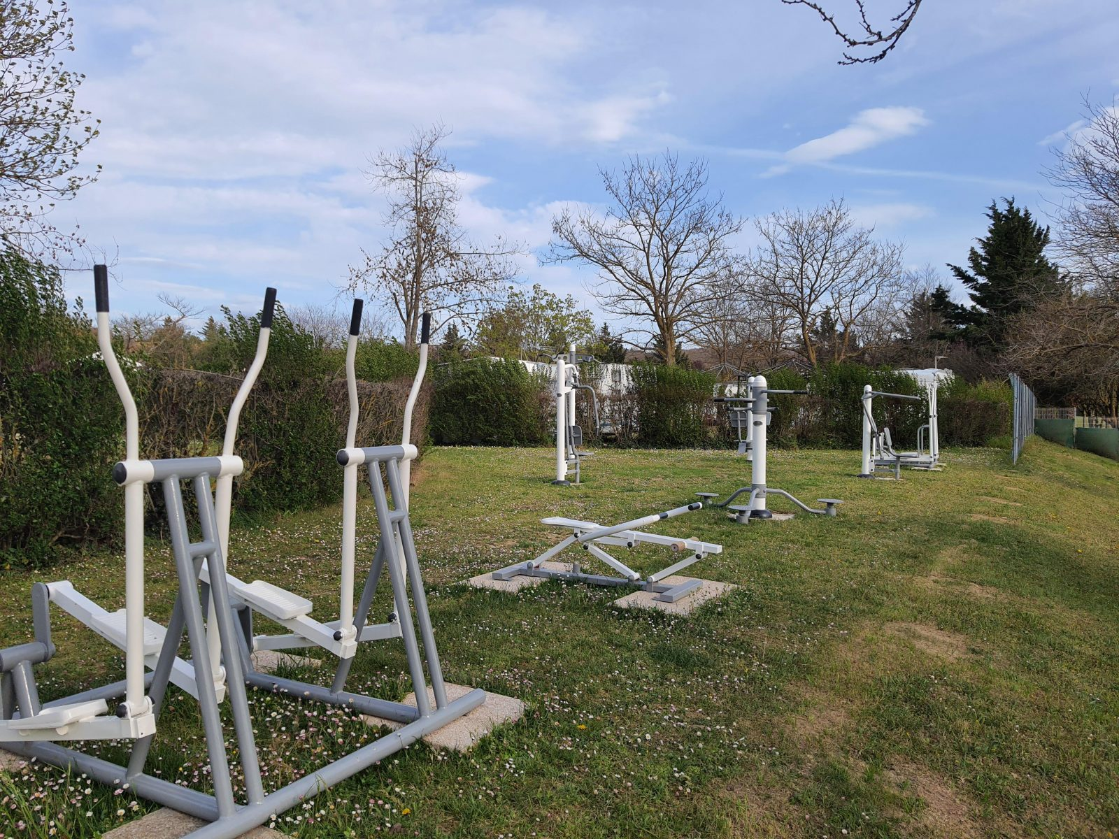 aire fitness camping hauterives