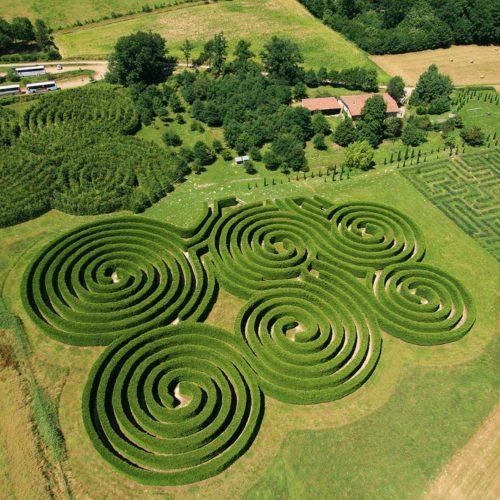 Les Labyrinthes de Hauterives