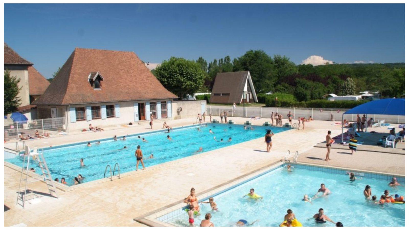 Photos piscine Camping Hauterives (1)