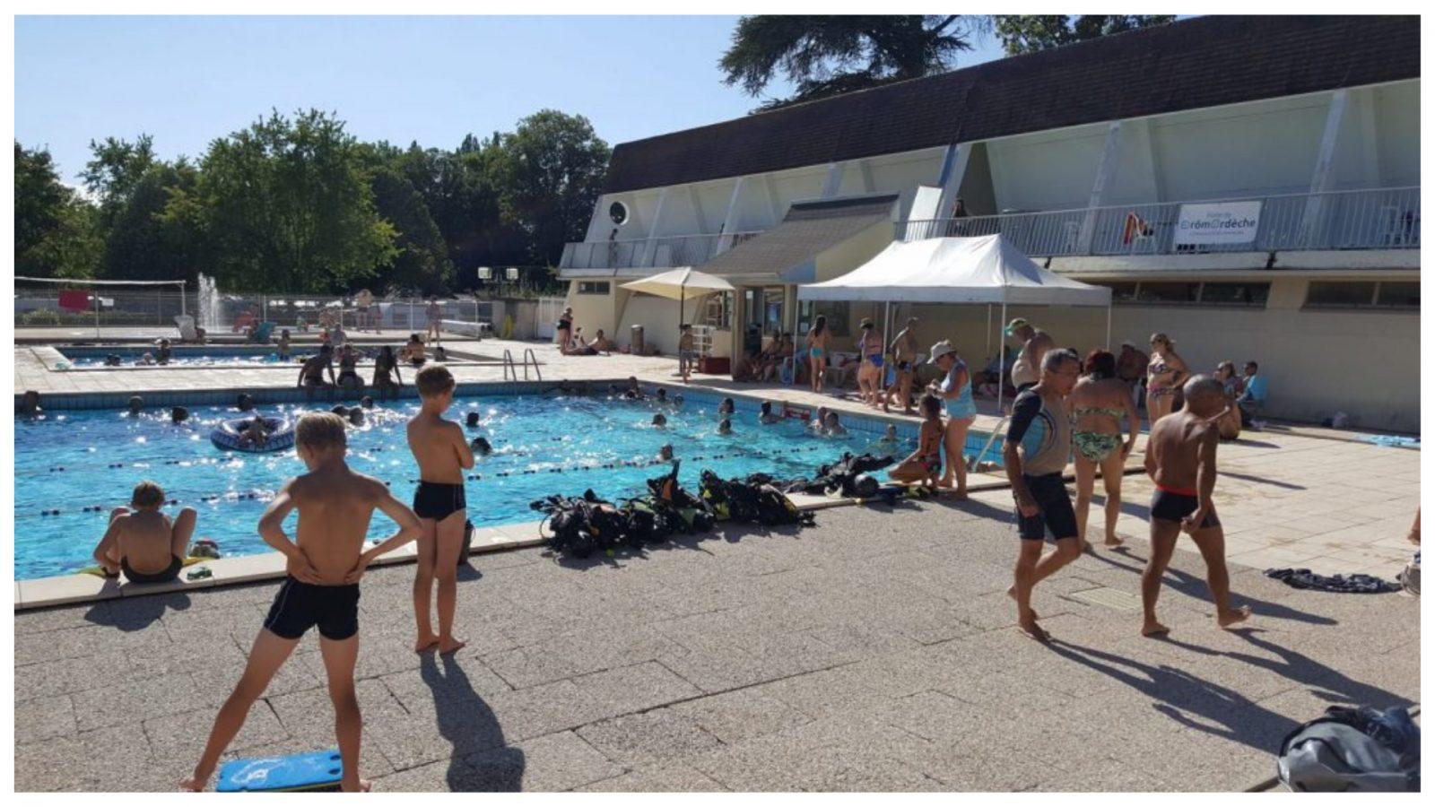Photos piscine Camping Hauterives (2)